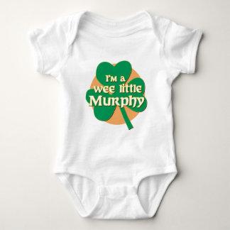 Body Para Bebê Eu sou um Creeper pequeno pequenino da criança de