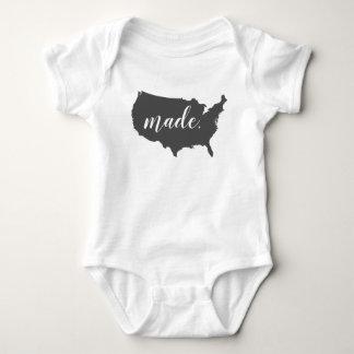 Body Para Bebê EUA nativos