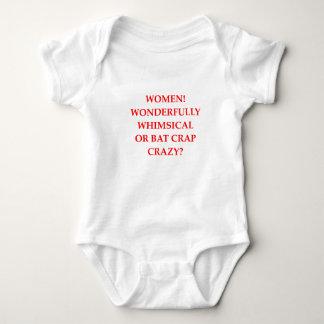 Body Para Bebê excremento do bastão louco