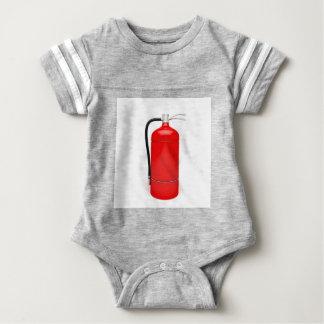 Body Para Bebê Extintor