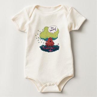 Body Para Bebê Faça como uma árvore