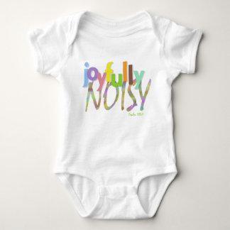 Body Para Bebê Faça uma indicação alegre