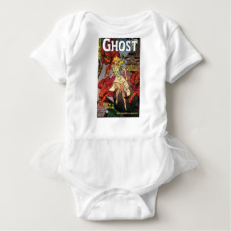 Body Para Bebê fantasmas