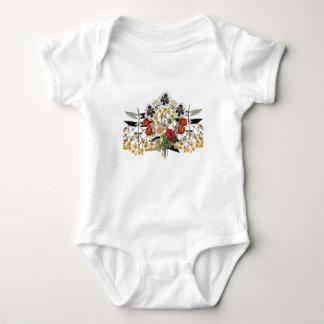 Body Para Bebê Fauna