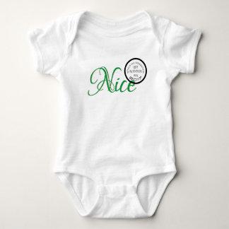 Body Para Bebê Federação verificada agradável do duende do mundo