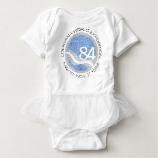 Body Para Bebê Feira de 84 mundos