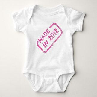Body Para Bebê Feito DENTRO