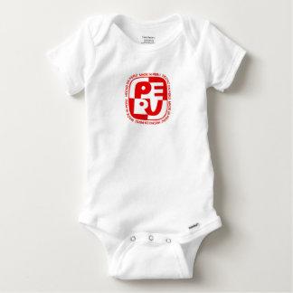 Body Para Bebê Feito EL Perú no en de Peru - de Hecho
