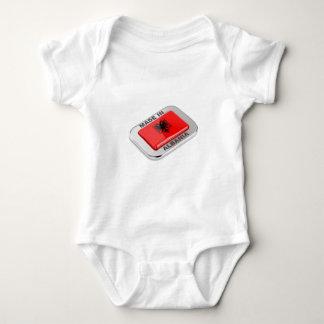 Body Para Bebê Feito em Albânia