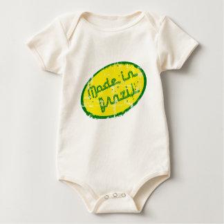 Body Para Bebê Feito em Brasil - presente para o bebê