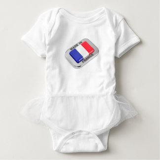 Body Para Bebê Feito em France