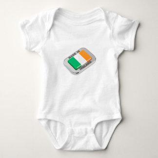 Body Para Bebê Feito em Ireland