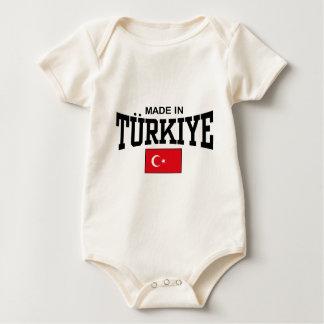 Body Para Bebê Feito em Turkiye