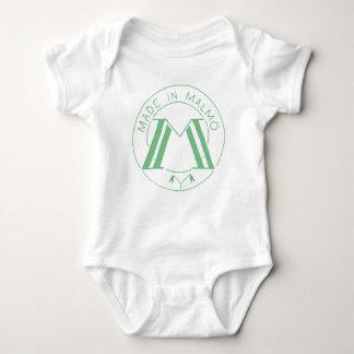 Body Para Bebê Feito no verde de Malmö