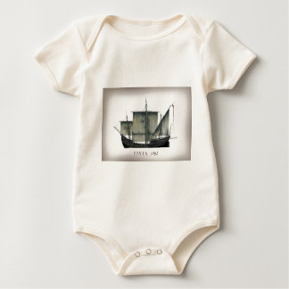 Body Para Bebê Fernandes 1492 tony de Pinta