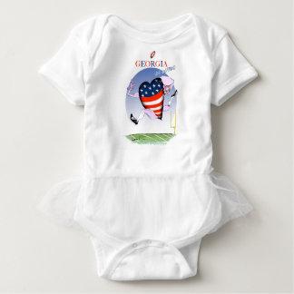 Body Para Bebê fernandes tony altos e orgulhosos de Geórgia,