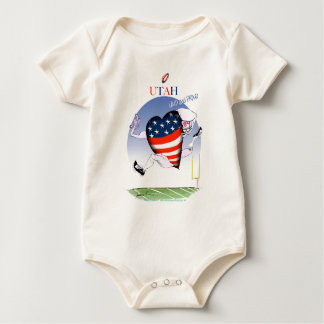 Body Para Bebê fernandes tony altos e orgulhosos de Utá,
