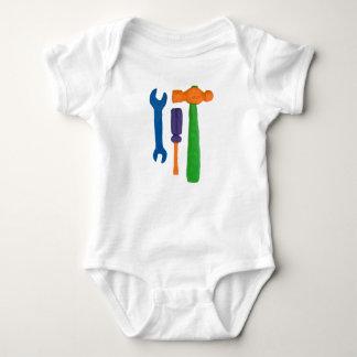 Body Para Bebê Ferramentas do Plasticine