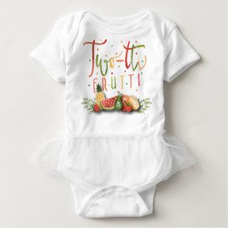 Body Para Bebê Festa de aniversário do EQUIPAMENTO | Two-tti