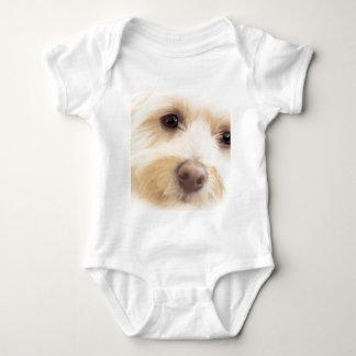 Body Para Bebê Filhote de cachorro celestial