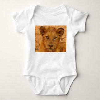 Body Para Bebê Filhote de leão