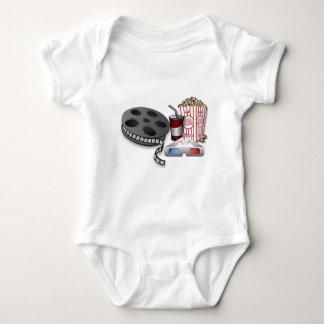 Body Para Bebê filme 3D