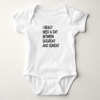 Body Para Bebê fim de semana