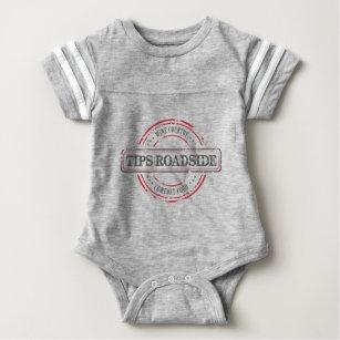 Body Para Bebê Final do Roadhouse das pontas
