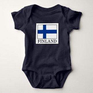 Body Para Bebê Finlandia