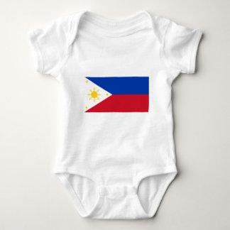 Body Para Bebê Flag_of_the_Philippines