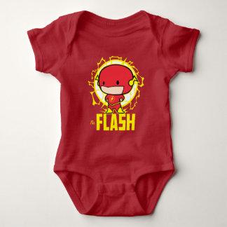 Body Para Bebê Flash de Chibi com eletricidade