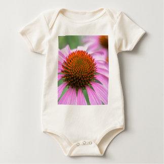 Body Para Bebê Flor do cone