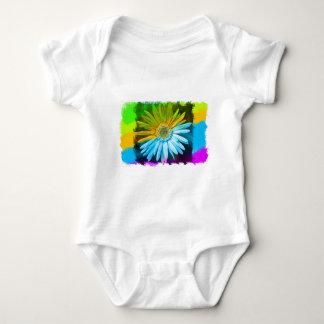 Body Para Bebê Flor quebrada