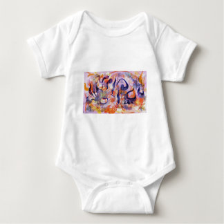 Body Para Bebê Floresta experimental