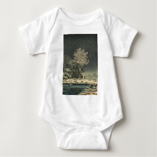 Body Para Bebê Floresta Tokyo de Sumidagawa do 土屋光逸 de Tsuchiya