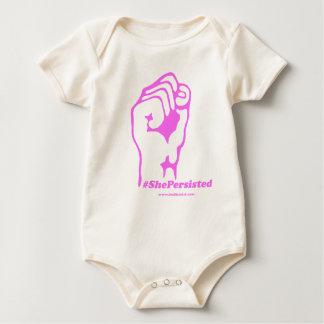 Body Para Bebê Foi advertida, não obstante, persistiu