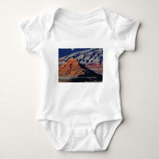 Body Para Bebê formas naturais do deserto