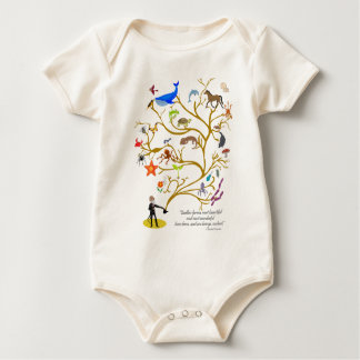 Body Para Bebê Formulário infinito