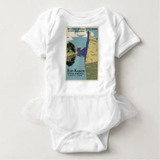 Body Para Bebê Forte Marion do vintage