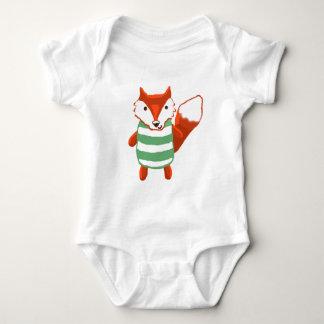 Body Para Bebê Fox
