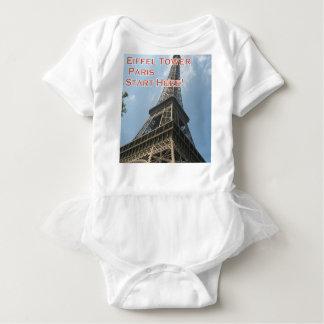 Body Para Bebê Francês do verão 2016 de Paris France da torre