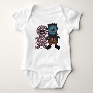 Body Para Bebê Frank-n-Amigo