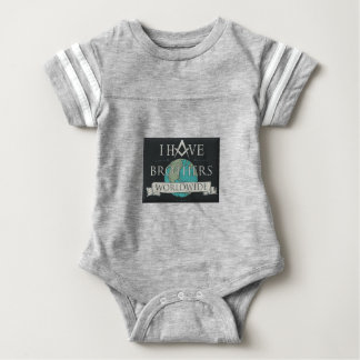 Body Para Bebê Fraternidade mundial