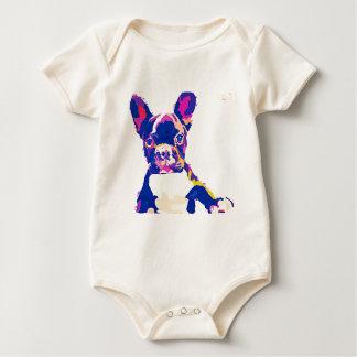 Body Para Bebê French Bulldog