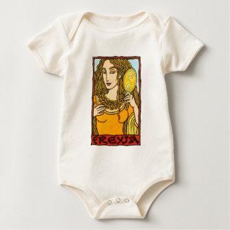 Body Para Bebê Freyja