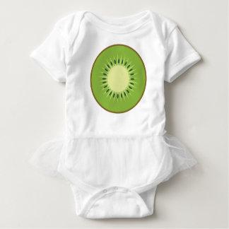 Body Para Bebê fruta de quivi