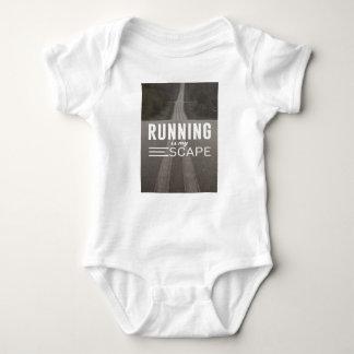 Body Para Bebê Funcionar é meu escape