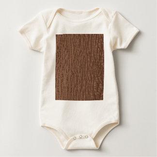 Body Para Bebê Fundo abstrato de Brown