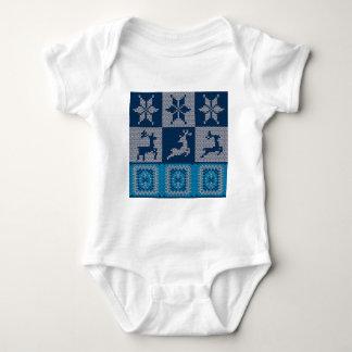 Body Para Bebê Fundo decorativo feito malha