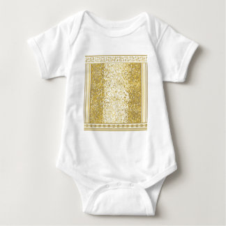 Body Para Bebê Fundo do estilo romano